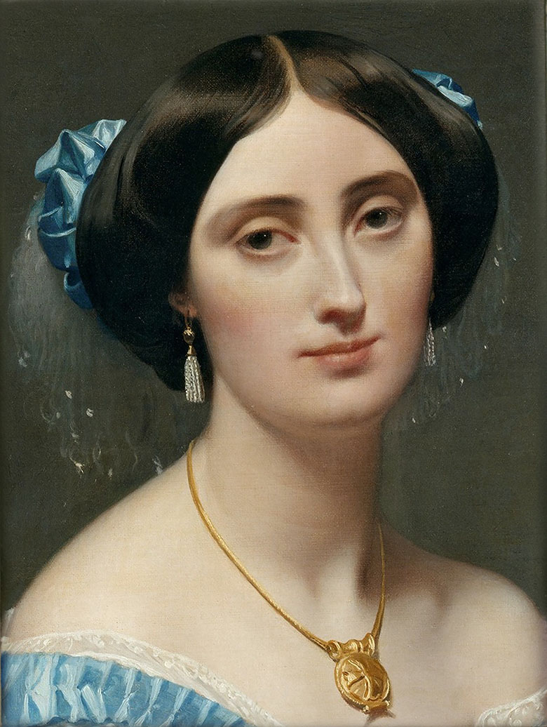 The Portrait of Princess de Broglie